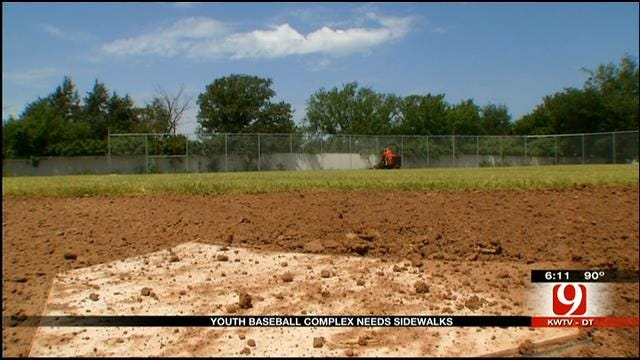 Red Tape Slows Progress On 'Field Of Dreams' In East OKC