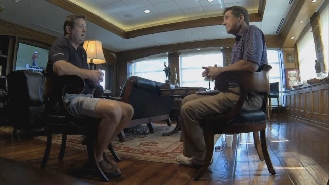 Dean Sits Down With Bob Stoops (Part 2)