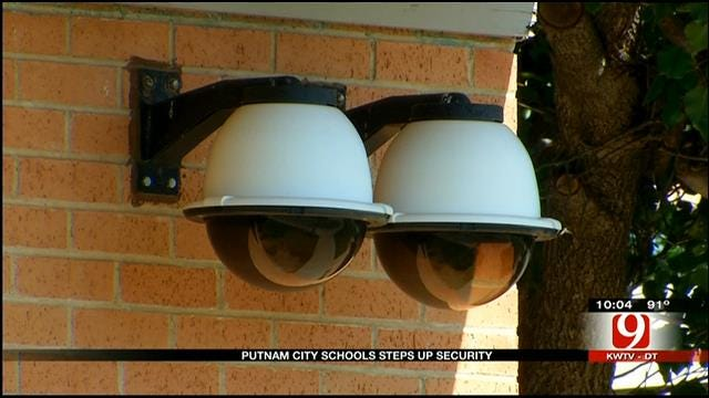 Putnam City Schools Equipped With New Security Measures