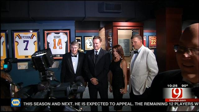 2013 Oklahoma Hall Of Fame Class In A League Of Its Own