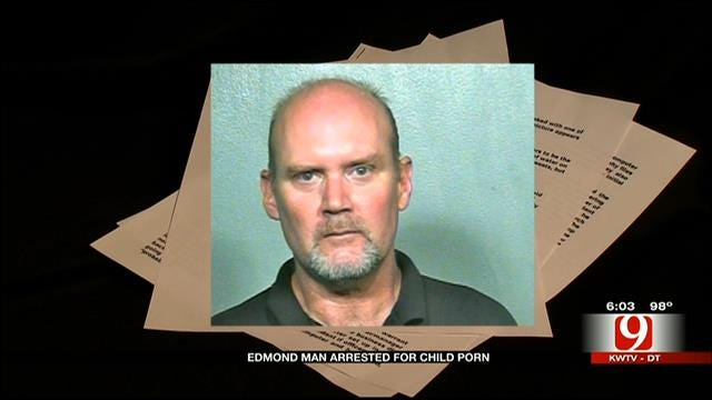 MWC Restaurant Manager Arrested For Possession Of Child Porn
