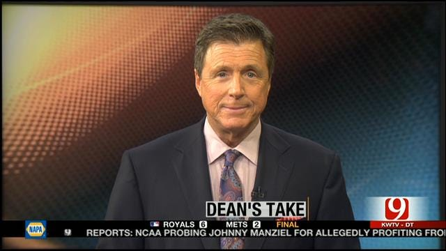 Dean's Take: Johnny Autograph Spurs NCAA Investigation