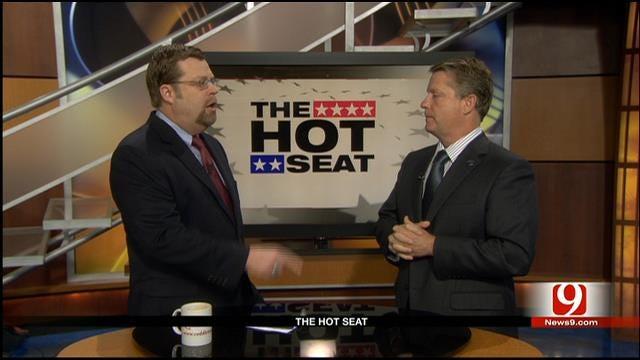 Hot Seat: Labor Commissioner Mark Costello