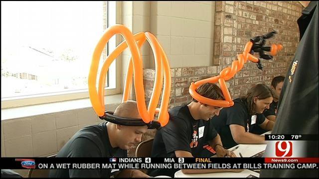 Cowboys Host Fan Appreciation Day In Stillwater