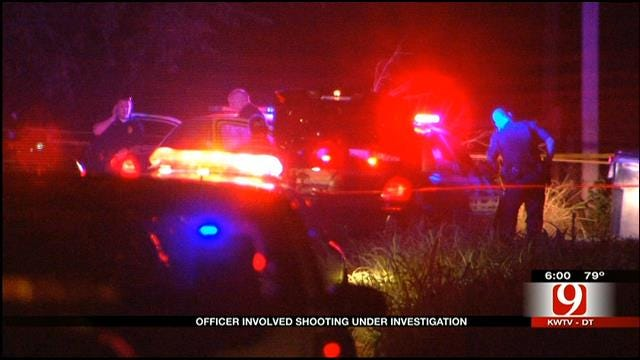 Warr Acres Police Investigate Deadly Officer-Involved Shooting