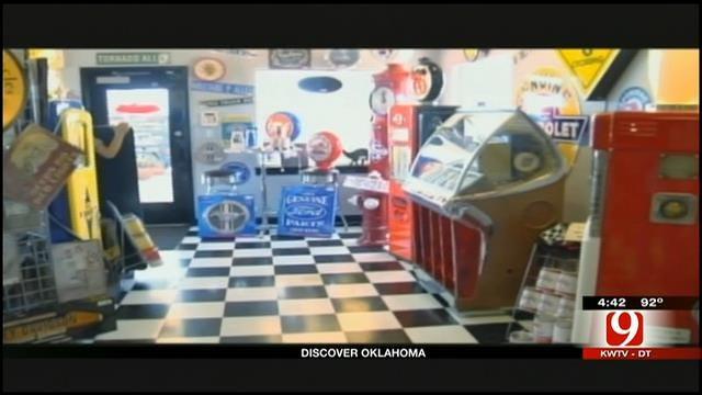 Discover Oklahoma Hits The Road