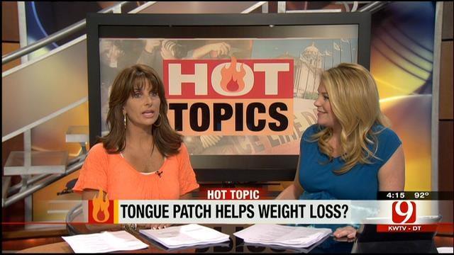 Hot Topics: Tongue Patch Diet