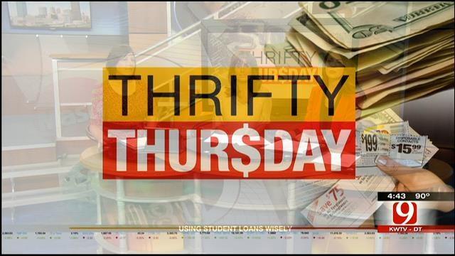 Thrifty Thursday: Student Loans
