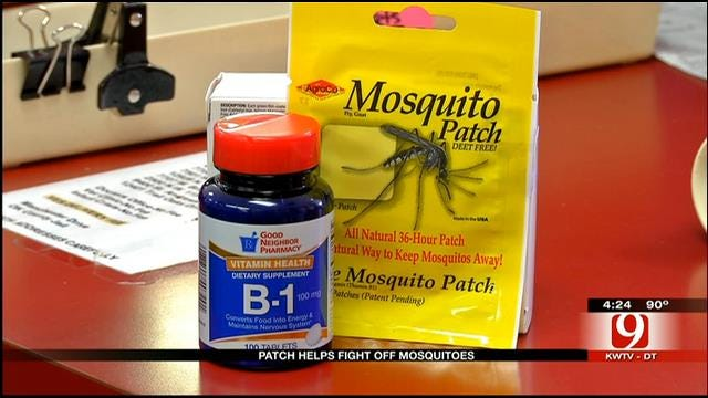 Medical Minute: Mosquito Patch