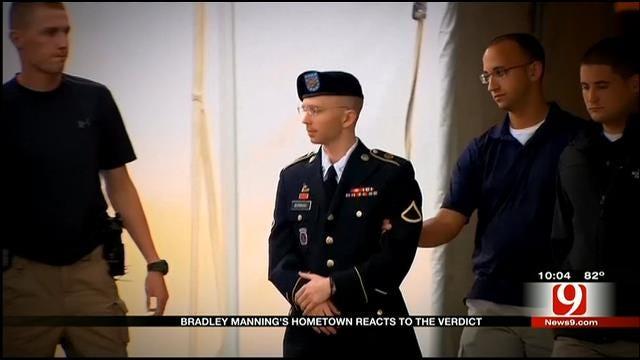 Bradley Manning's Hometown Reacts To WikiLeak Case Verdict
