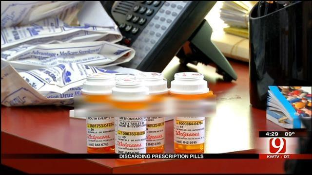 Medical Minute: Discarding Prescription Pills
