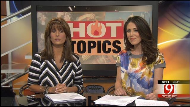 Hot Topics: Arkansas Teachers Armed