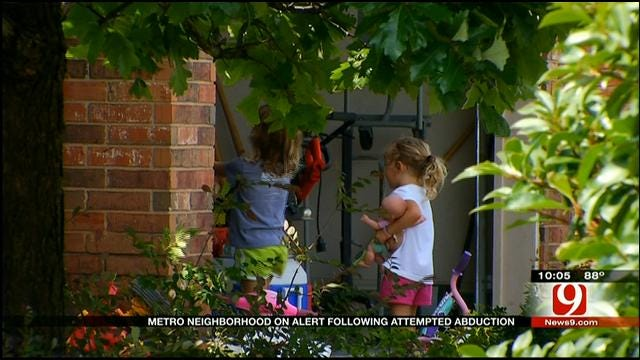Edmond Residents Alerted Of Second Abduction Attempt, Not Reported To Police