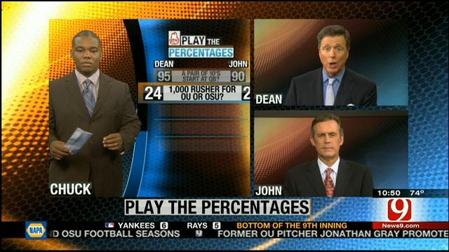 Play The Percentages: July 28
