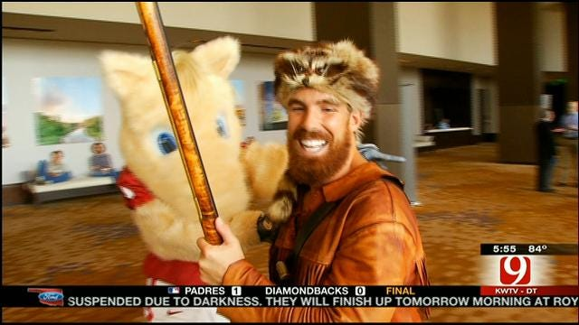Sights And Sounds From Big 12 Media Days