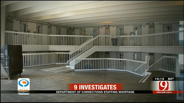 9 Investigates: Prison Staffing Shortage Could Lead To Tragedy