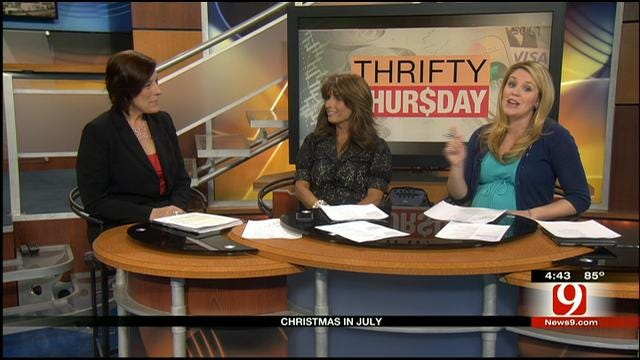 Thrifty Thursday: Christmas Planning In July