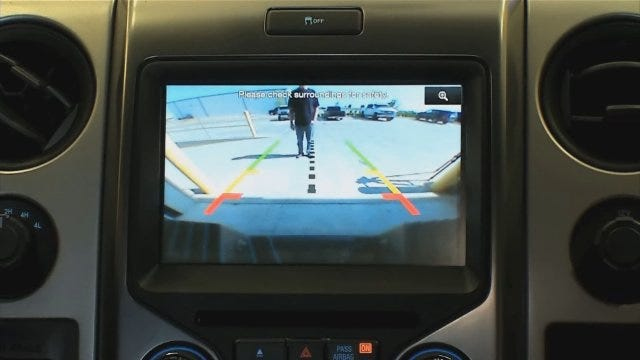 Rearview Cameras In Cars Can Save Lives, Say Supporters