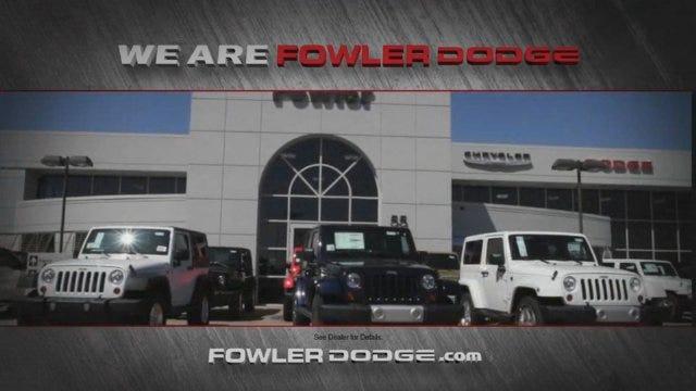 Fowler Dodge: #1 Dodge Dealer