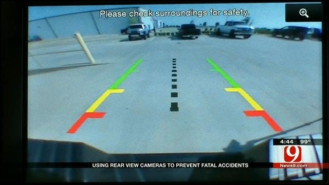 Using Rear View Cameras To Prevent Fatal Accidents
