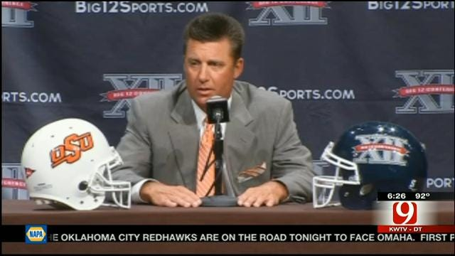 Full Coverage From Oklahoma State Media Day