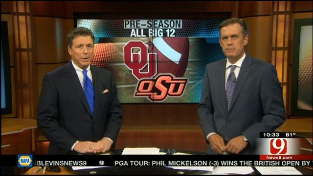 A Look Ahead At OU, OSU Football And Big 12 Media Day