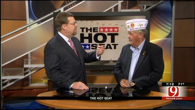 Hot Seat: Boyd Barclay