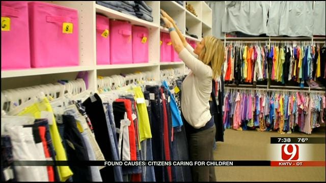 Found Causes: Citizens Caring For Children