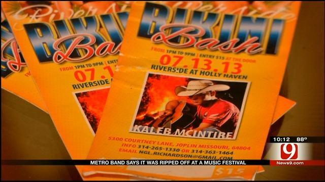 OKC Band Claims It Was Ripped Off By Joplin Music Fest