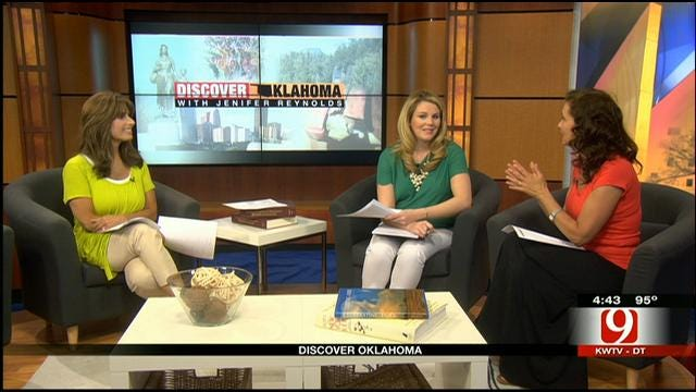 Discover Oklahoma: Family Day At Fred Jones Jr. Museum of Art