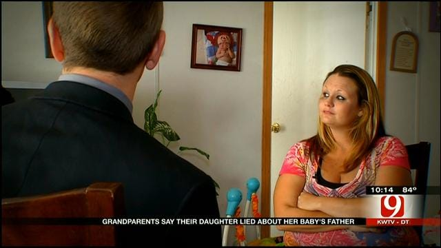 Couple Heartbroken, Forced To Give Up Grandchild