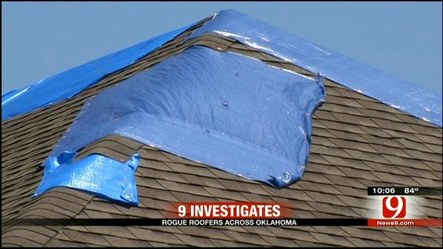Roofer Registration Law Not Stopping Fraud