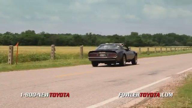 Fowler Toyota: The Bandit