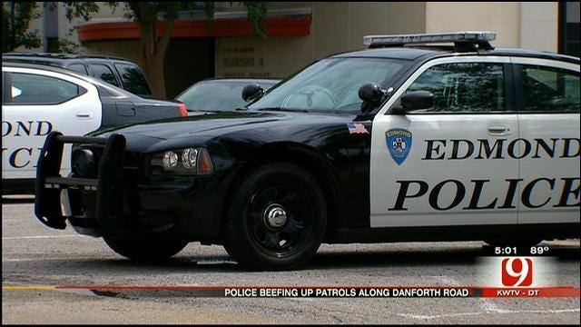 Edmond Police Tackle Crime Spike Along Danforth