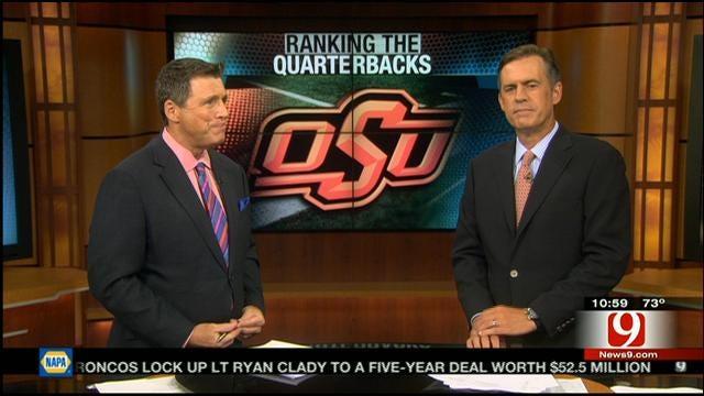 John Ranks Top 5 OSU QB's