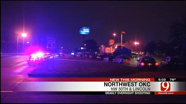 One Killed, Several Injured In NW OKC Shooting