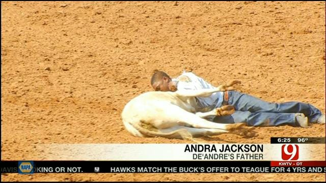 International Finals Youth Rodeo In Shawnee