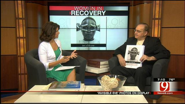 'Invisible Eve' Exhibit Displays Faces, Voices Of Women In OK Prisons