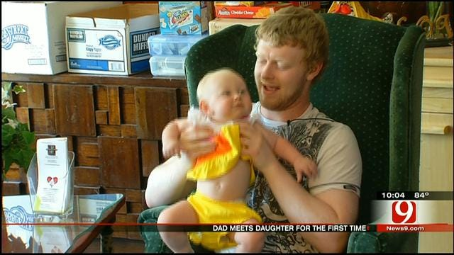 Man Meets Daughter For First Time, Thought She Was Dead