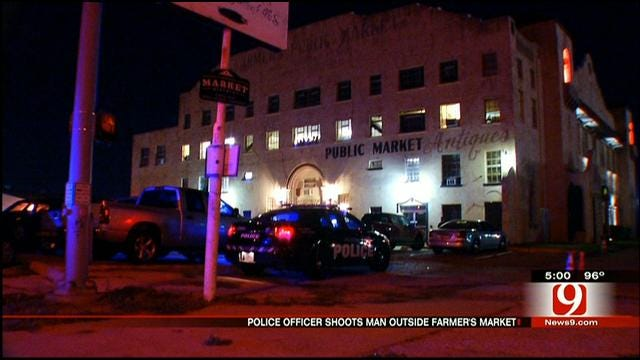 New Details In Deadly Officer-Involved Shooting In Downtown OKC