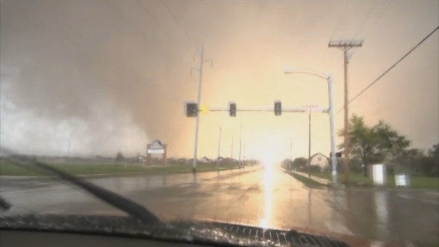 Storm Tracker Val Castor Shares What He Experienced During The Tornado