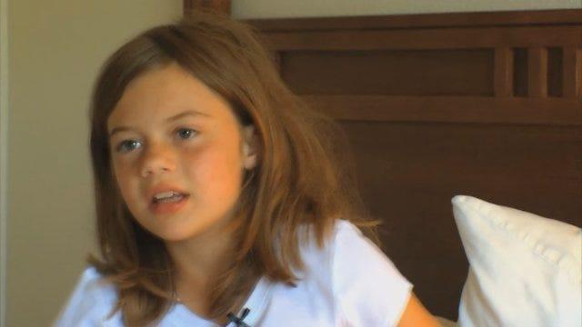 Kaylee Hawkins Tell Her Story Of Surviving Tornado Inside Briarwood Elementary