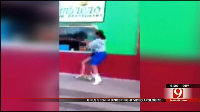 Teenage Girls Involved In Binger Fight Just Want To Move On