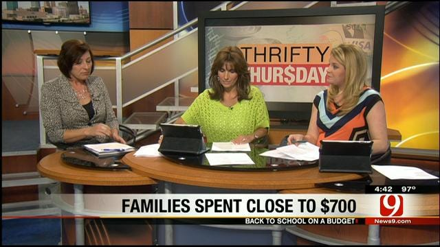 Thrifty Thursday: Back To School On A Budget