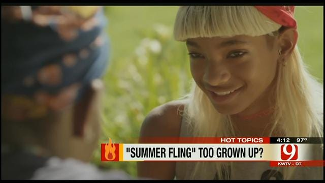 Hot Topics: 'Summer Fling' Too Grown Up?