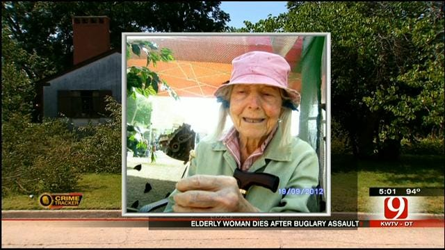 Neighbors Speak Out About Elderly Woman Killed In OKC Home