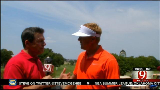 Dean's Interview With Brandon Weeden