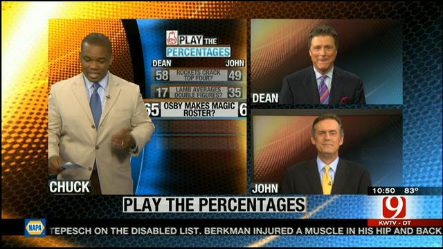 Play The Percentages: July 7