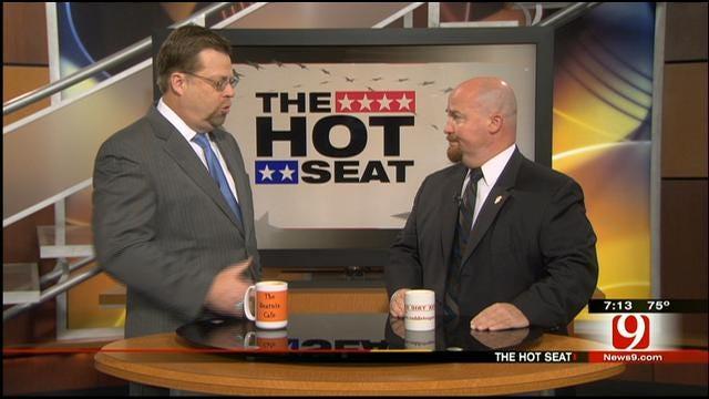 Hot Seat: Rep. Joe Dorman