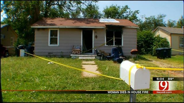 Neighbor Describes Deadly House Fire In SW OKC